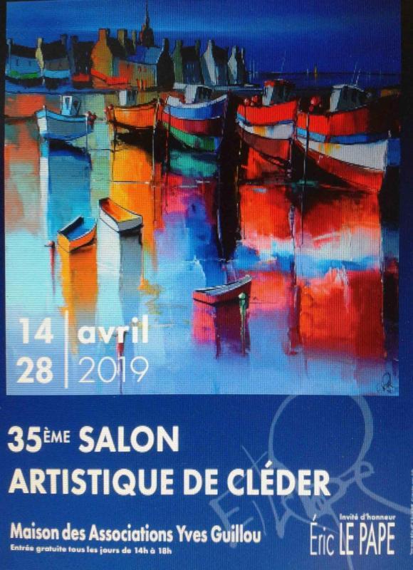 Affiche 35e me salon 011