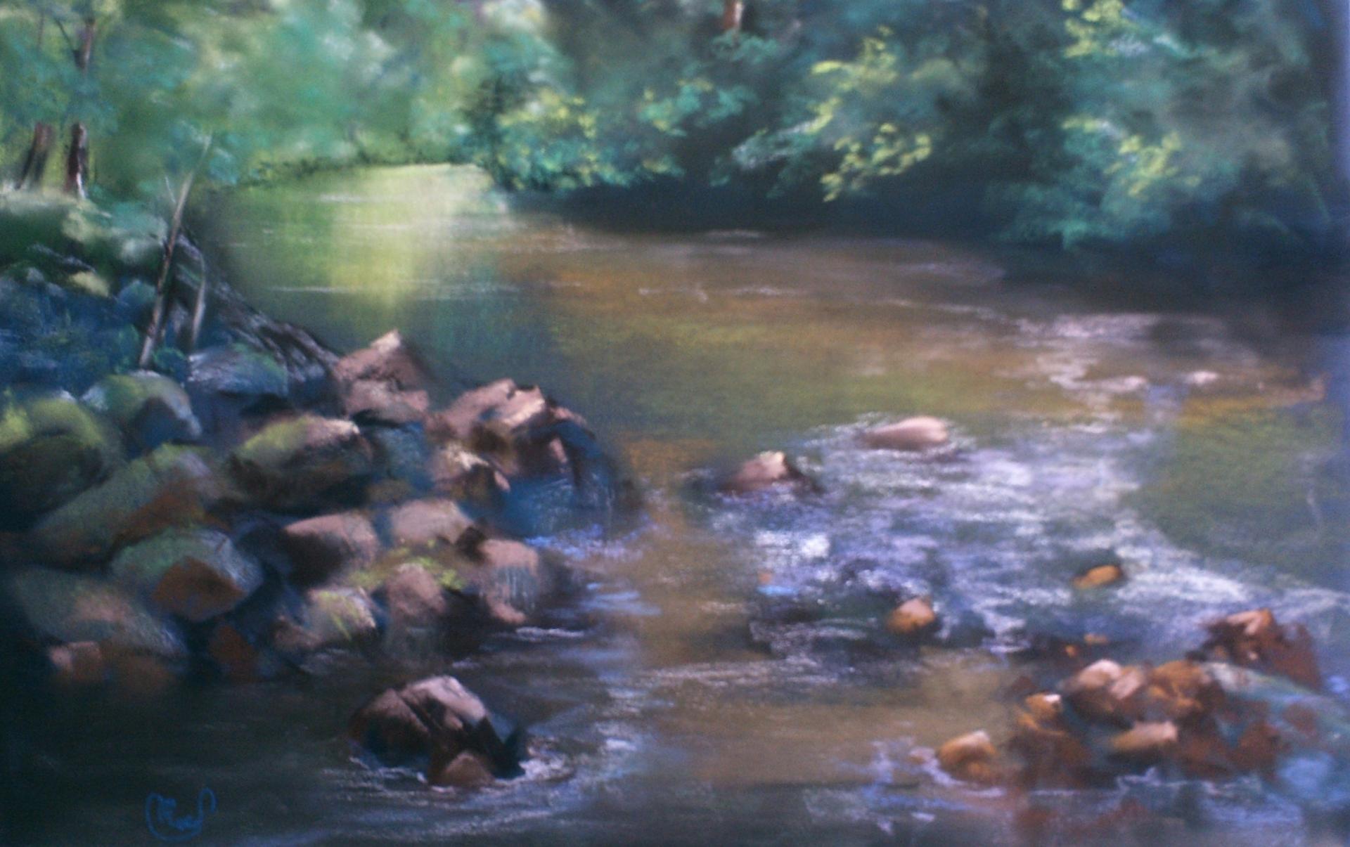 La Rivière D'Argent